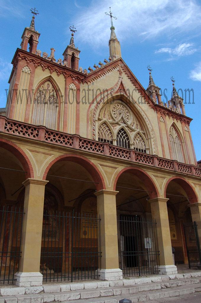 Eglise du monsatère de Cimiez